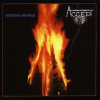 CD Accept - Album Restless And Wild